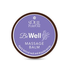 Picture of Be Well Massage Balm - 0.5 oz